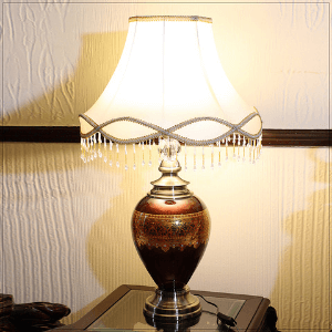 Golden Crafted Lamps